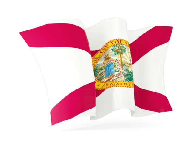 Florida Flag Vector
