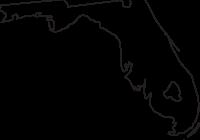200x140 Florida State Map Outline Clip Art At Clker Com Vector Online