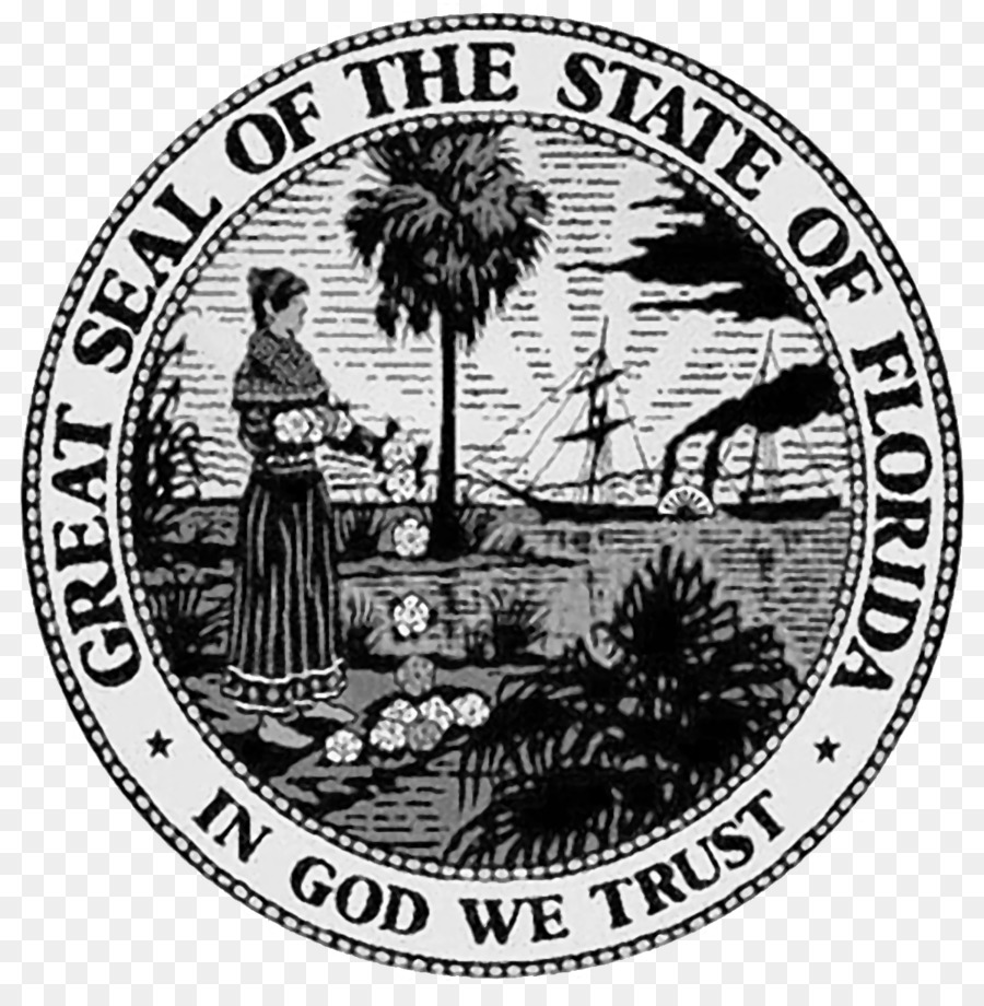 900x920 Seal Of Florida Flag Of Florida Seal Of Washington