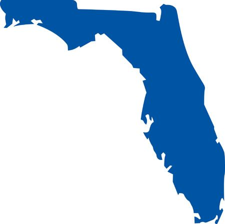 450x448 Florida Outline Vector 735 Stock Illustrations Cliparts And