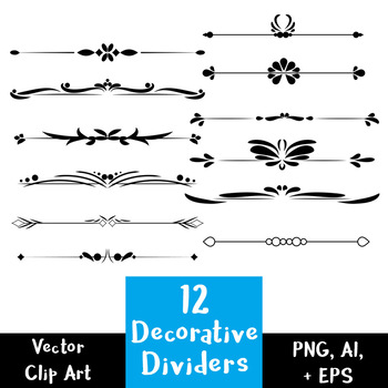 Flourish Border Vector