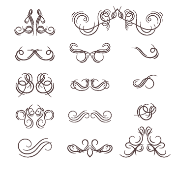 360x360 Flourish Border Png Images Vectors And Psd Files Free Download