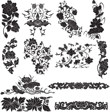 361x368 Flourish Free Vector Download (750 Free Vector) For Commercial Use