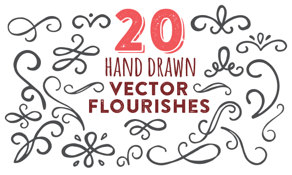 Flourish Vector Art