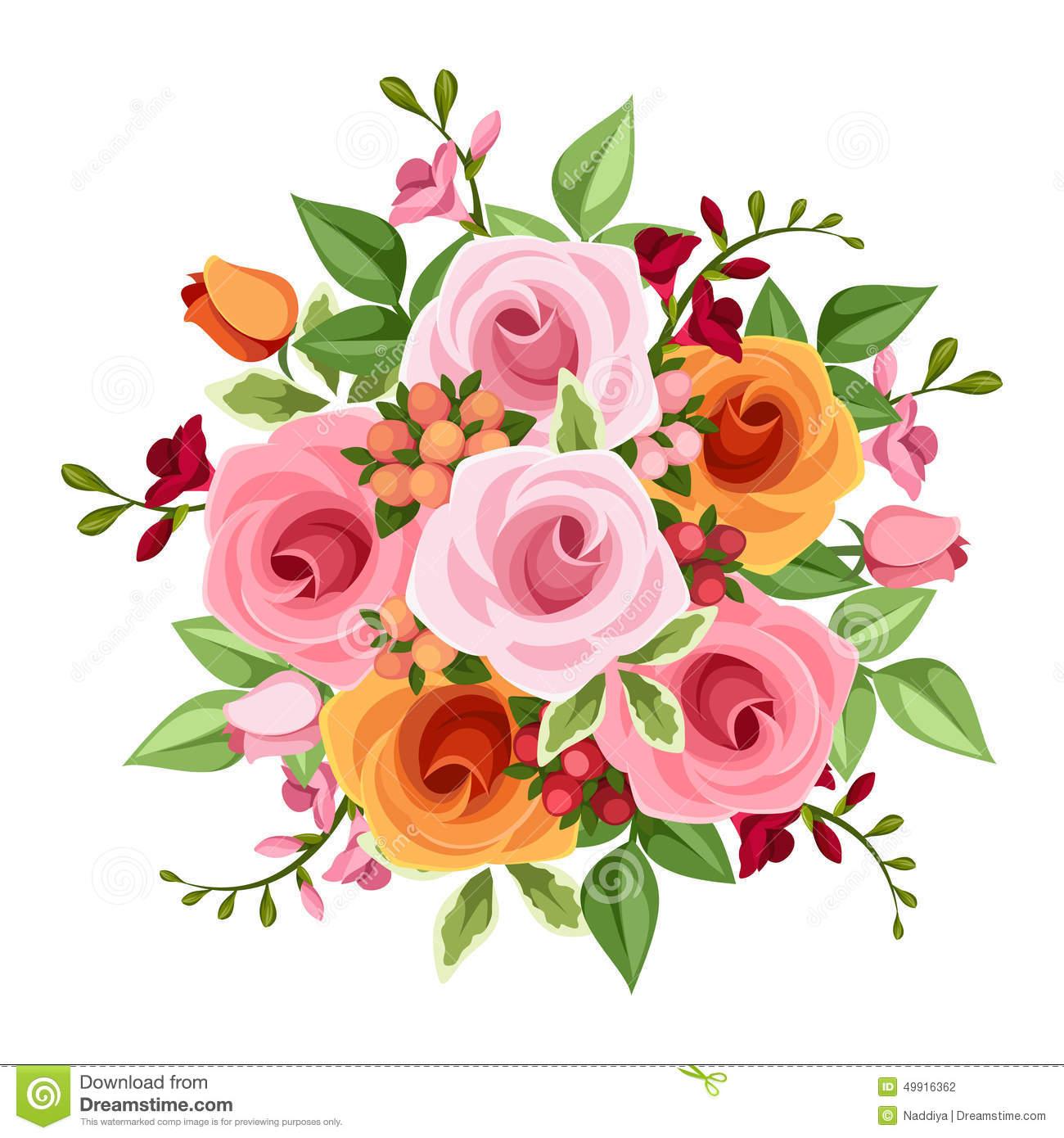1300x1390 Good Wedding Flower Bouquet Vector 53 For Your Inspirational