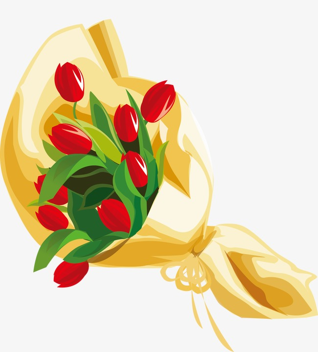 650x720 Vector Flowers, Flowers, Bouquet, Vector Png And Vector For Free