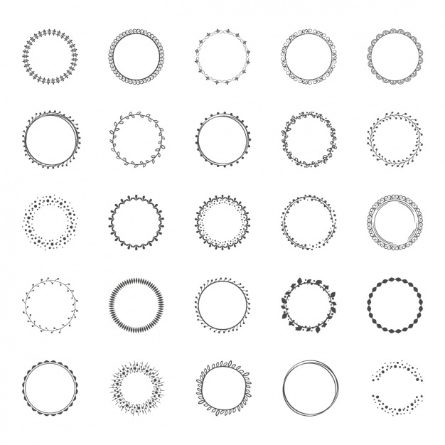 626x626 Flower Circle Vectors, Photos And Psd Files Free Download