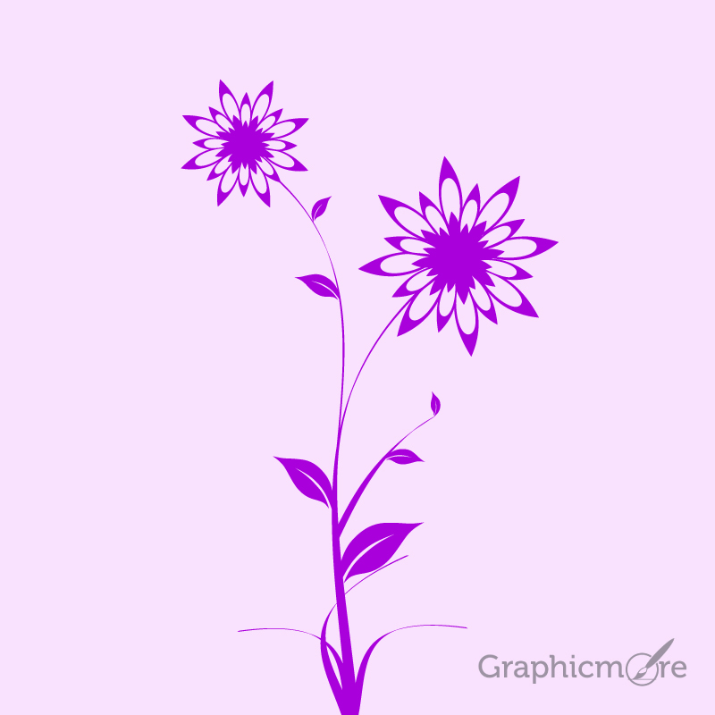 800x800 Flowers Design Free Psd And Vector File Download