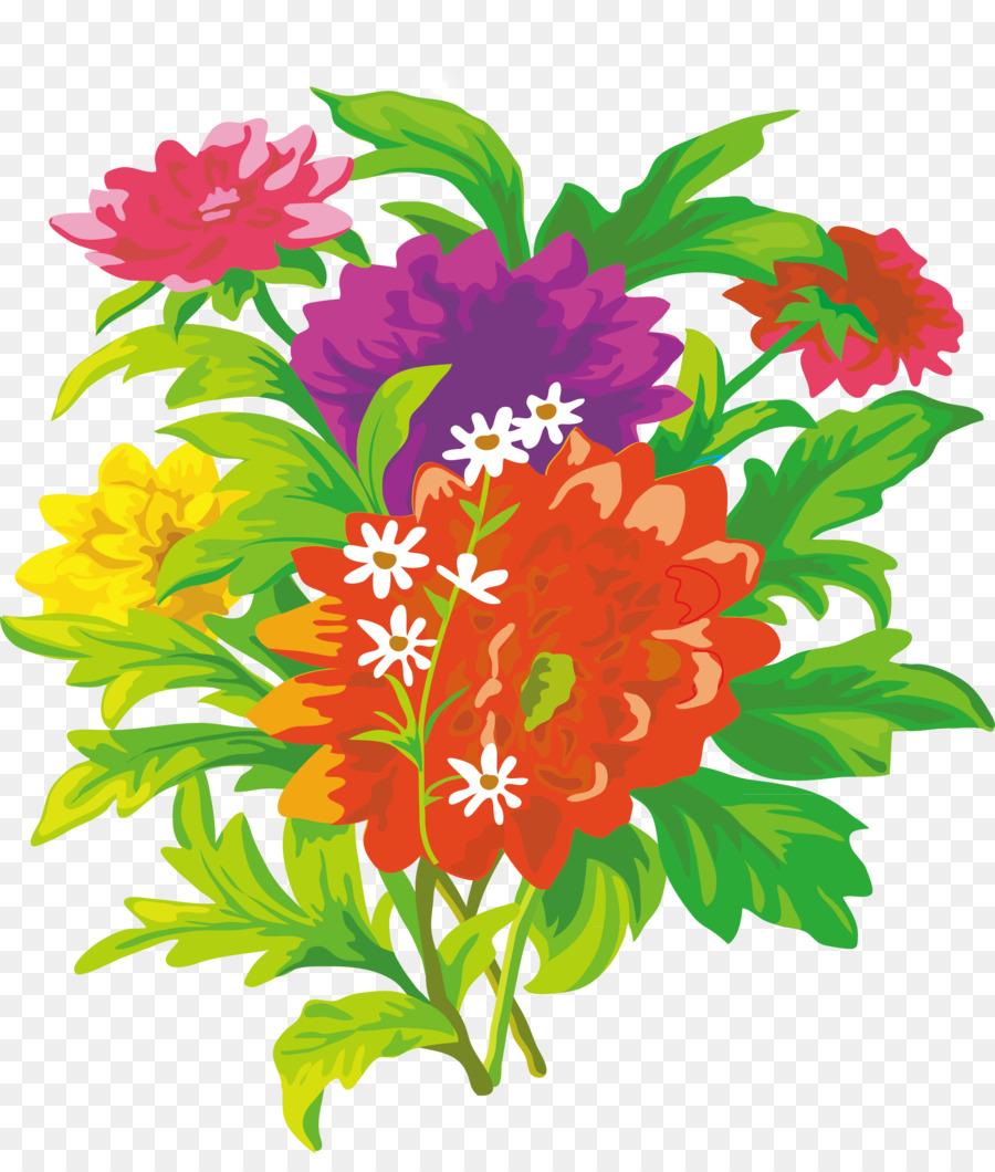 900x1060 Flower Garden Roses Clip Art
