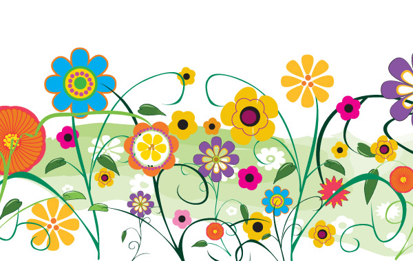 600x380 Free Download Of Garden Vector Graphics And Illustrations