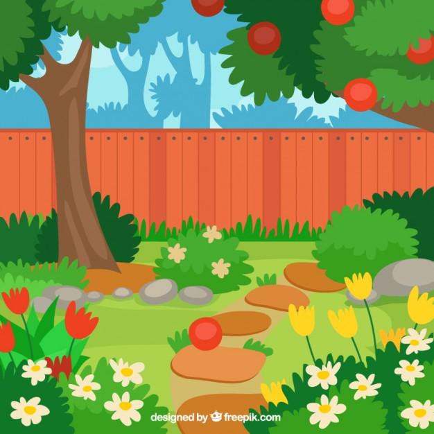 626x626 Garden Vectors, Photos And Psd Files Free Download