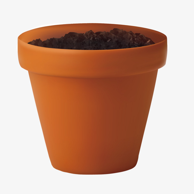 650x651 Vector Red Plastic Flower Pots, Flower Vector, Red, Flower Pot Png