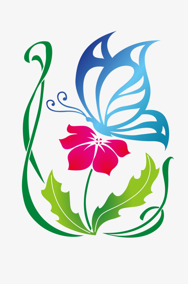 650x985 Free Vector Floral Tattoo, Floral Vector, Tattoo Vector, Flower