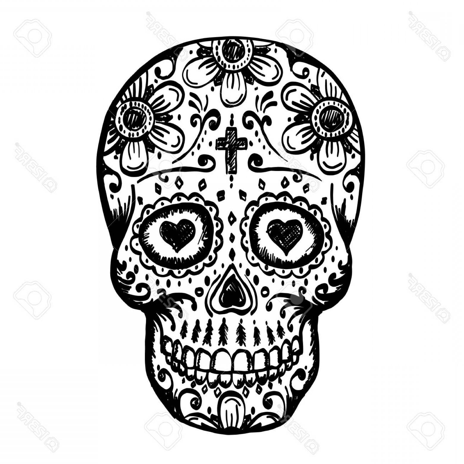 1560x1560 Vector Mexican Flower Tattoo Shopatcloth
