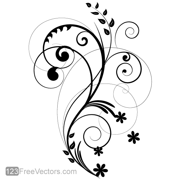 600x600 Scroll Designs Vectors Download Free Vector Art Amp Graphics