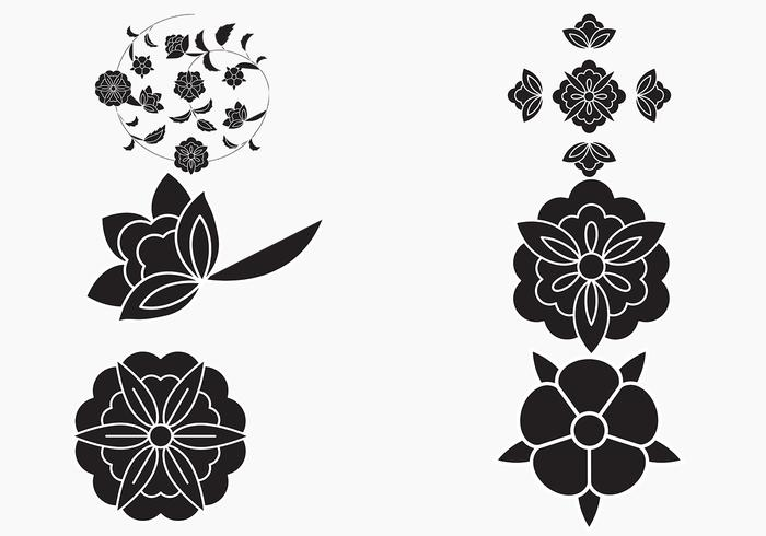 700x490 Fancy Flowers Brush Pack