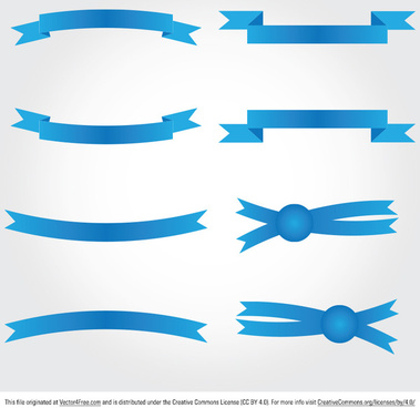 379x368 Flowing Ribbon Banner Free Vector Download (14,749 Free Vector
