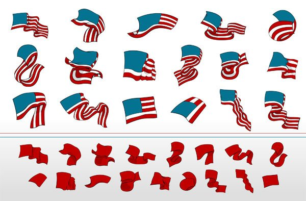 600x394 Free In A Flowing Ribbon Banner Psd Files, Vectors Amp Graphics