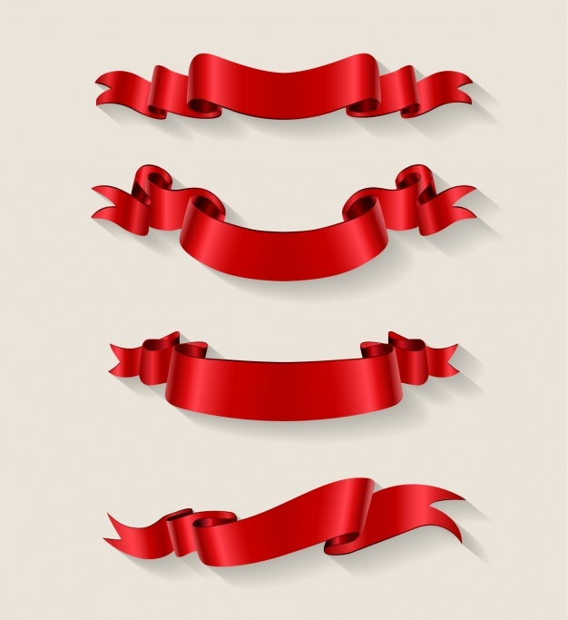 626x683 Red Ribbon Vectors, Photos And Psd Files Free Download