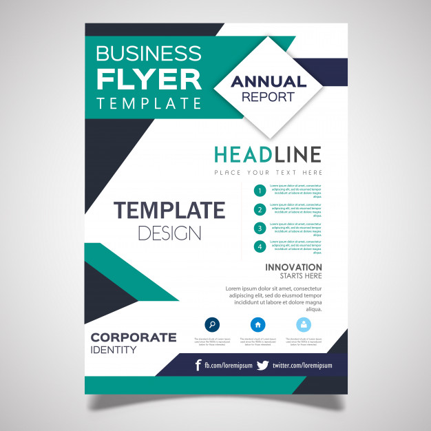 626x626 Flyer Designs Vector Business Flyer Designs Vector Free Download