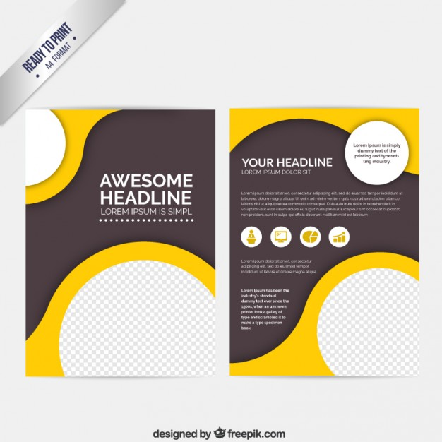flyer vector free at getdrawings com free for personal use flyer