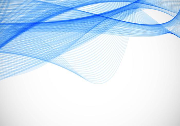 700x490 Vector De Fondo Libre Ondulado Azul