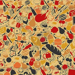 300x300 Food Background