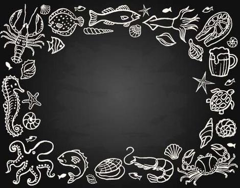469x368 Sea Food Vectors Free Vector Download (6,494 Free Vector) For