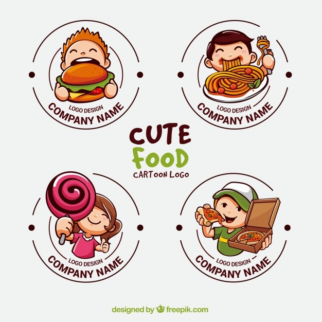 626x626 Food Logo Vectors, Photos And Psd Files Free Download