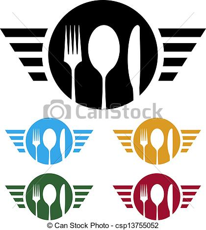 420x470 Food Business Logo