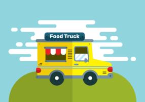 286x200 Food Truck Free Vector Art