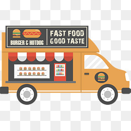260x260 Food Truck Png, Vectors, Psd, And Clipart For Free Download Pngtree