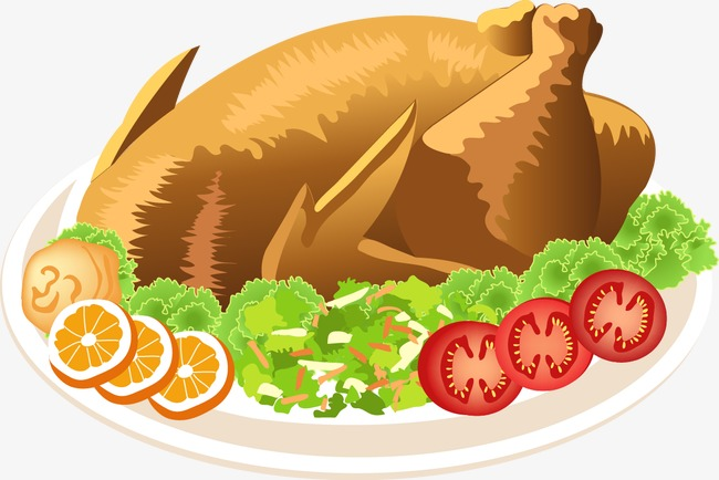 650x434 Western Style Food Vector, Food Clipart, Eps Format, Vector Food