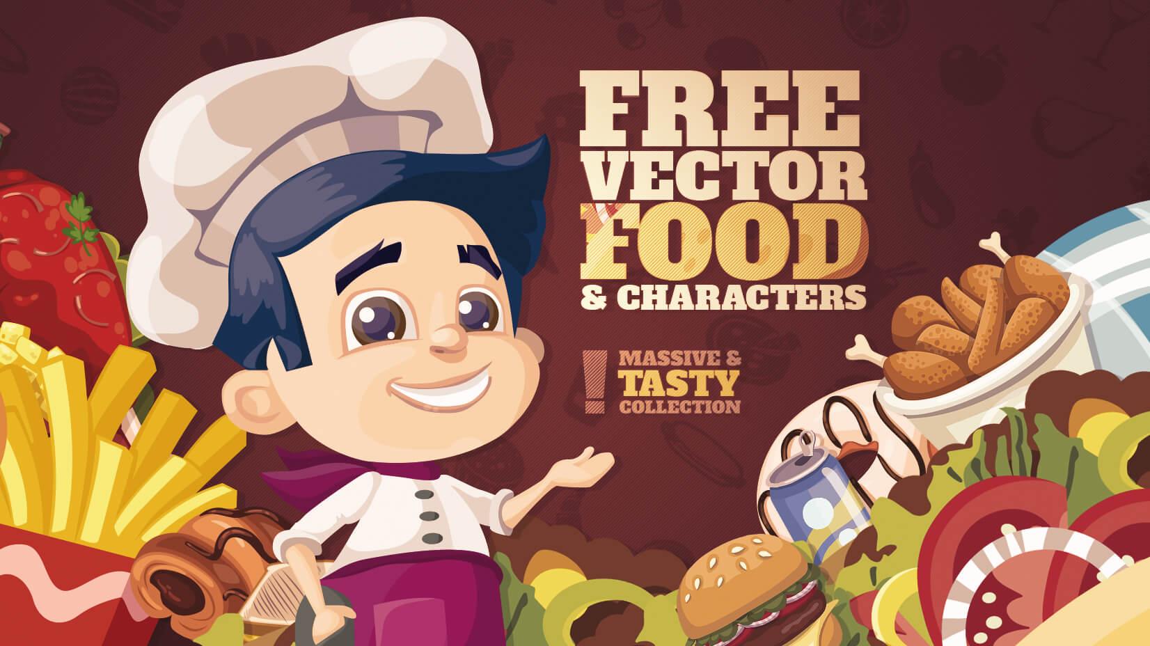 Food Vector Free