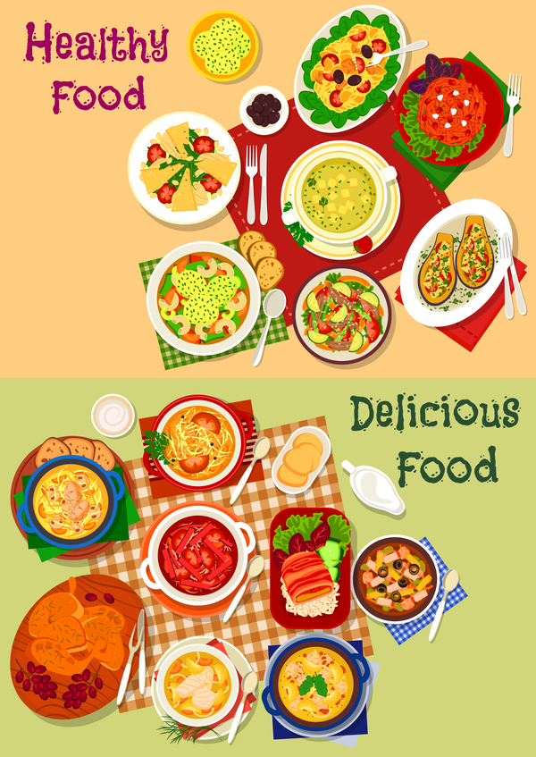 Food Vector Free At Getdrawingscom Free For Personal Use Food