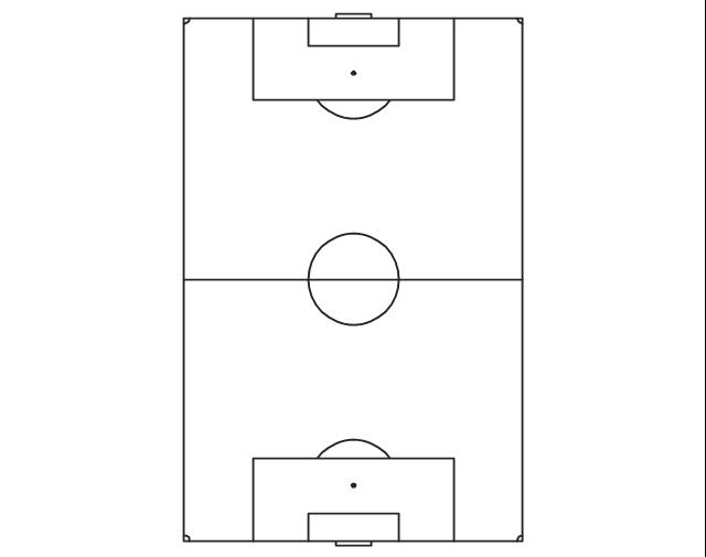 640x505 Soccer (Football) Fields