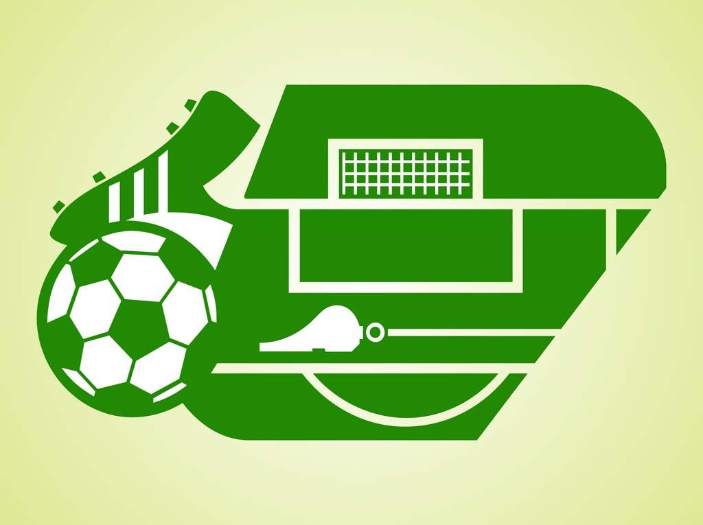1024x765 Vector Soccer Field Vector Art Amp Graphics