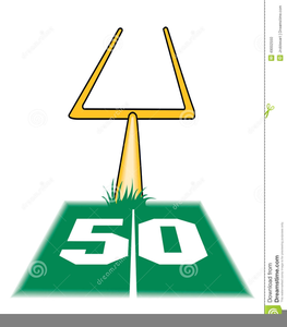 263x300 Free Football Goal Post Clipart Free Images
