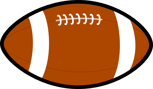 Football Shape Vector