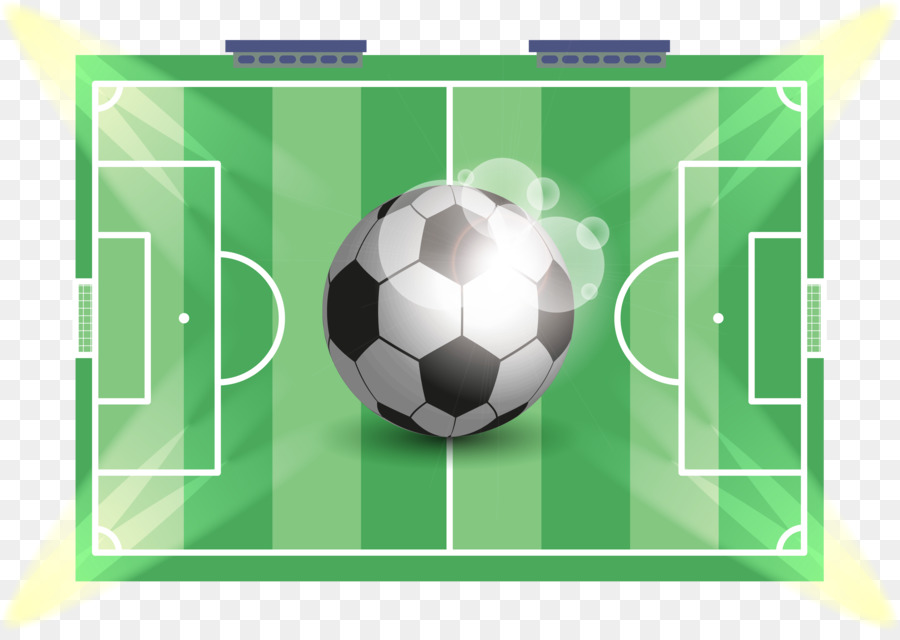 900x640 Football Pitch Euclidean Vector Stadium