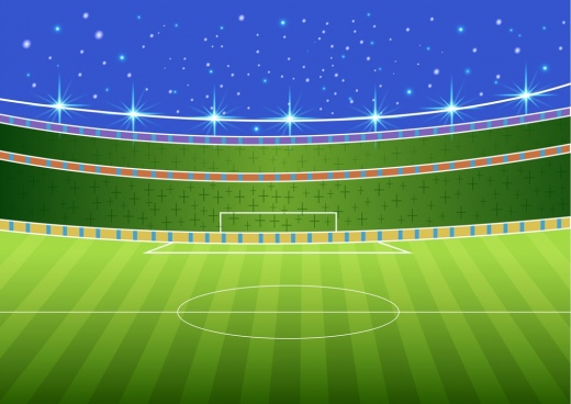 520x368 Stadium Vector Free Vector Download (34 Free Vector) For