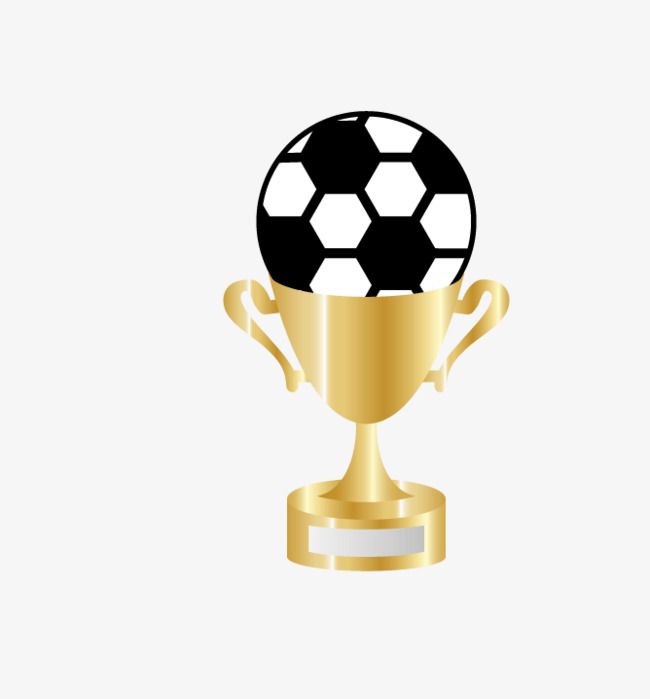 650x699 Vector Soccer Trophy, Soccer Vector, Trophy Vector, Vector Png And