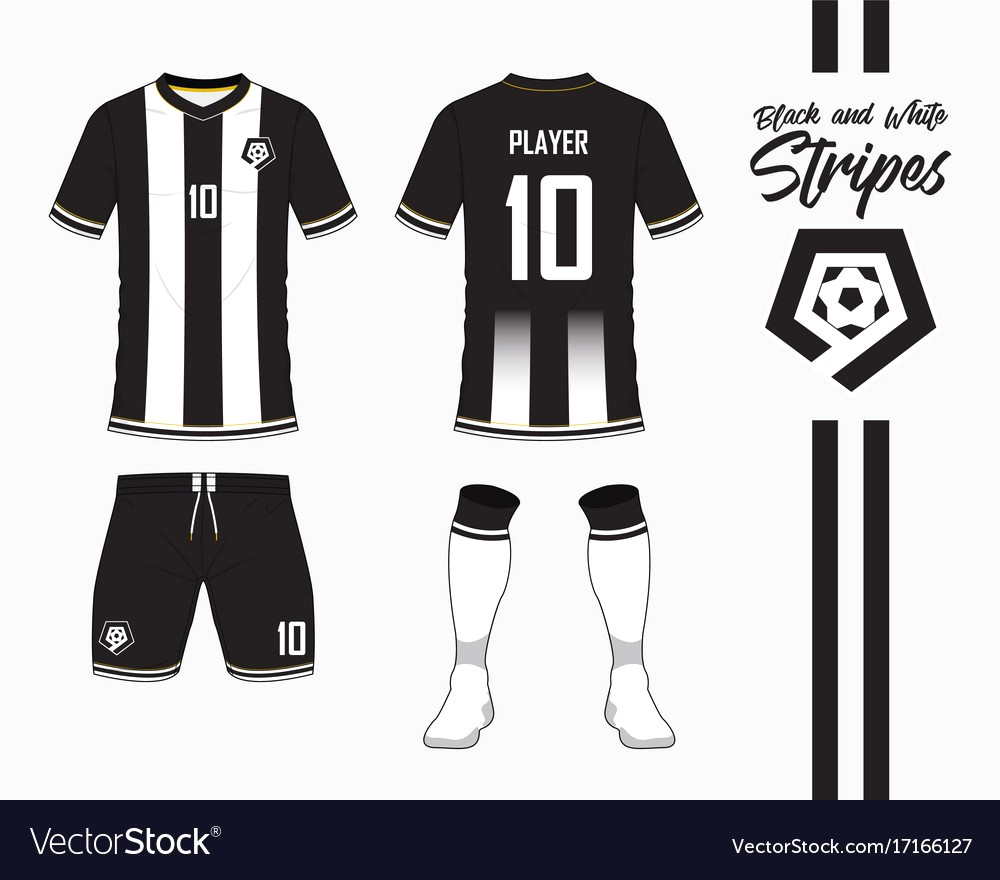 51de230f3 1000x880 Soccer Kit Or Football Jersey Template And Logo Vector 17166127 17