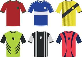 286x200 Football Uniform Vector Free