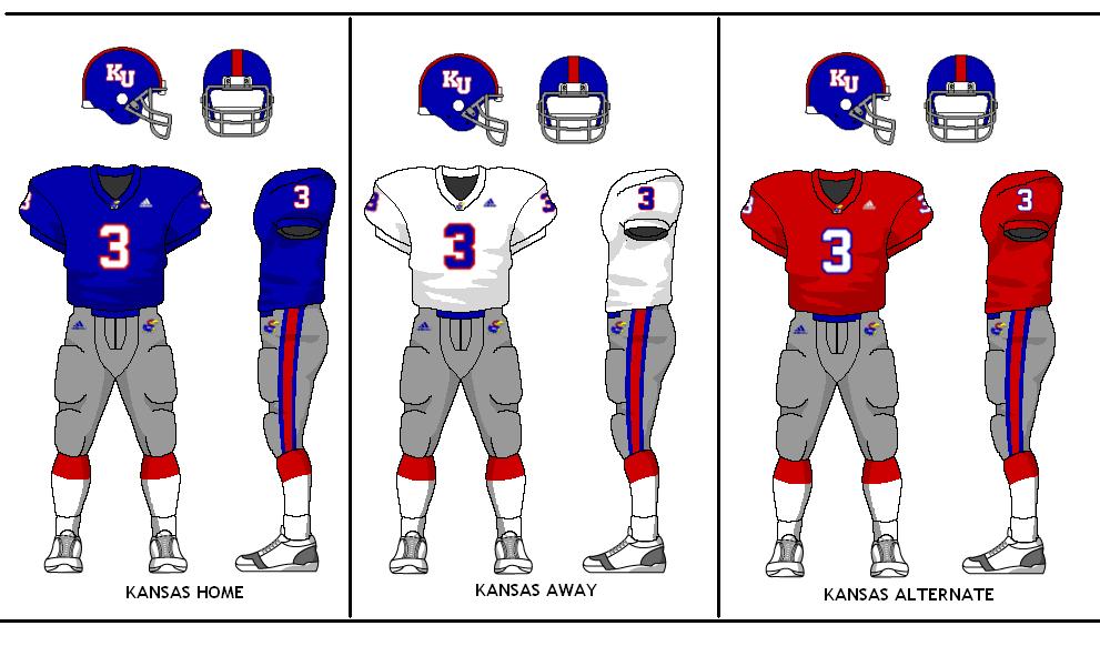 991x582 New Kansas Football Uniform Idea
