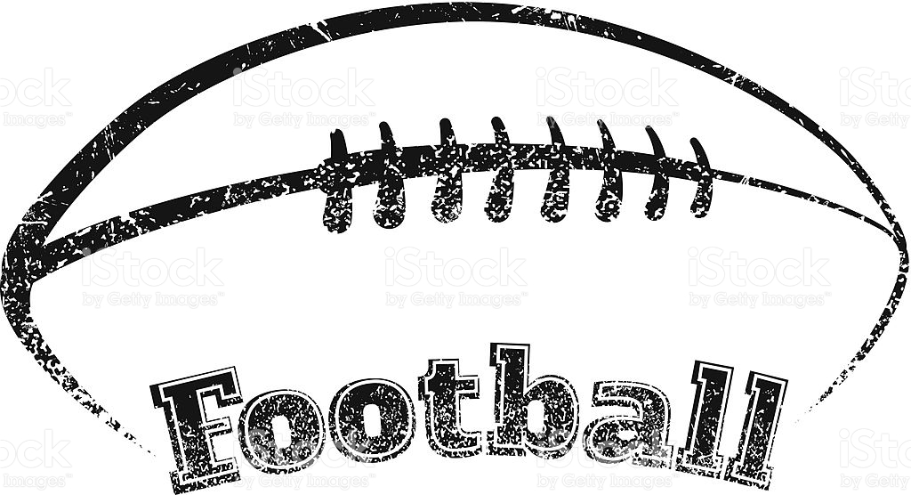 1024x556 Football Line Art Group With Items