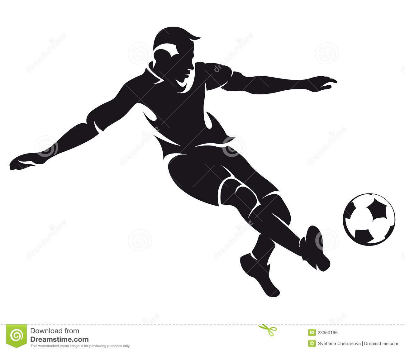 Football Vector Free