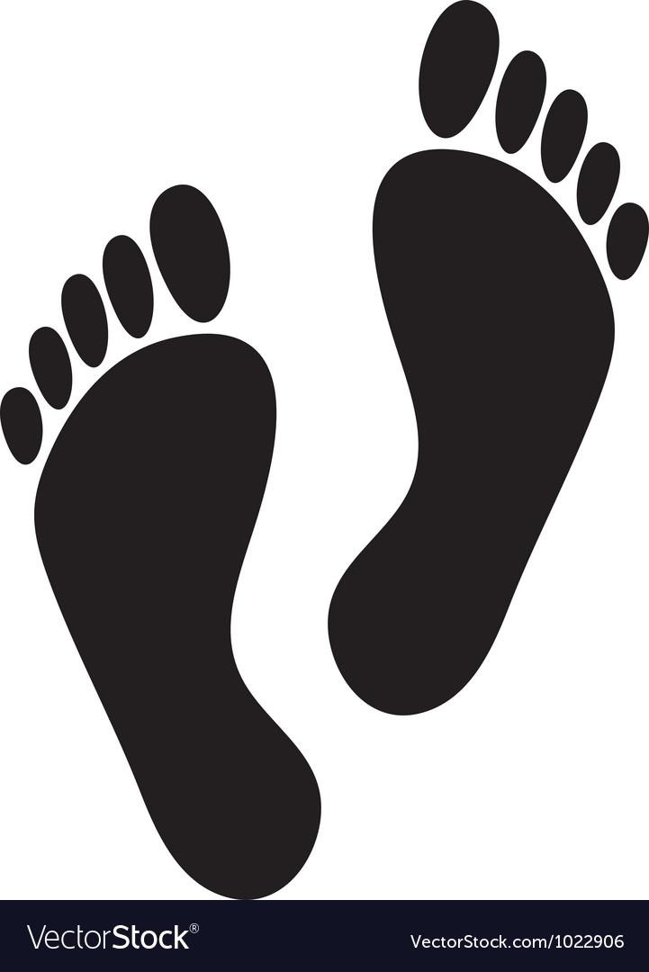 721x1080 Footprint Vector Free Download Clip Art