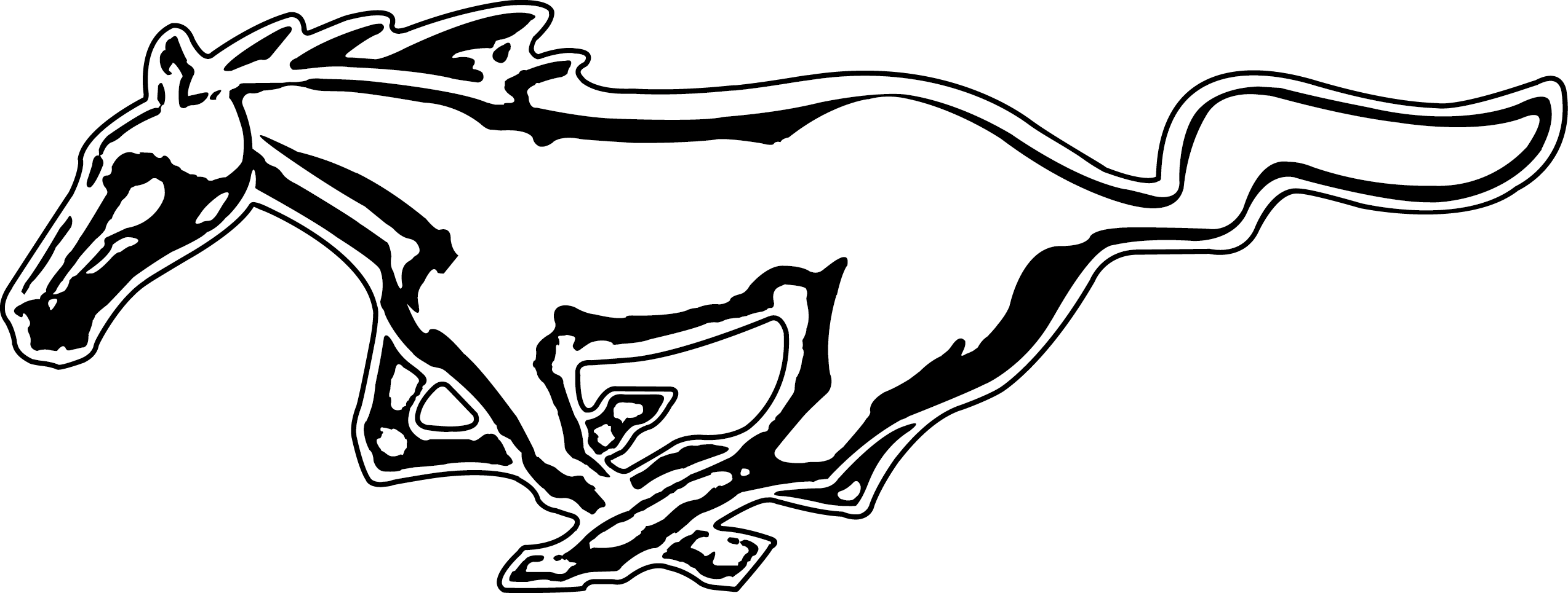 2548x965 15 Ford Mustang Logo Png For Free Download On Mbtskoudsalg