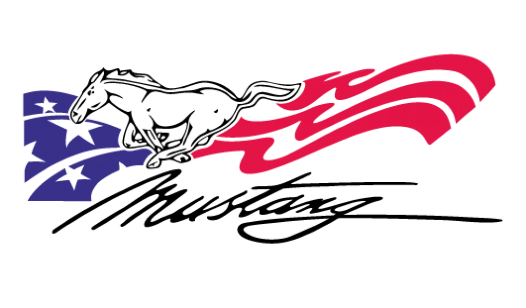 1024x600 Ford Mustang Logo Png Shot On Cars